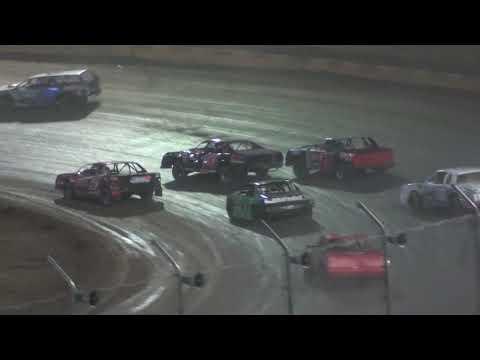 Legendary Street Stock Feature Friday - Cedar Lake Speedway 09/17/2020 - dirt track racing video image