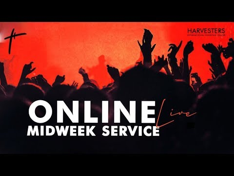 Online Midweek Service Tue 18th August, 2020