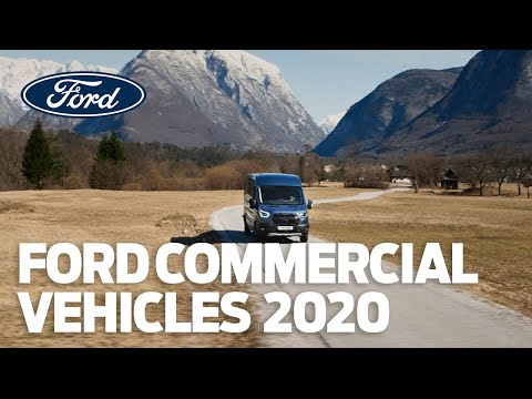 Ford Commercial Vehicle Leadership in 2020