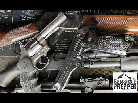 Top 5 Guns for SHTF