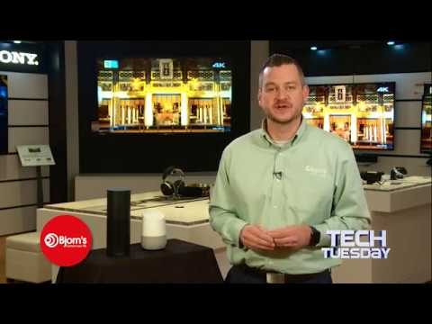 Bjorn's Technology Tuesday - Voice Control Home Automation