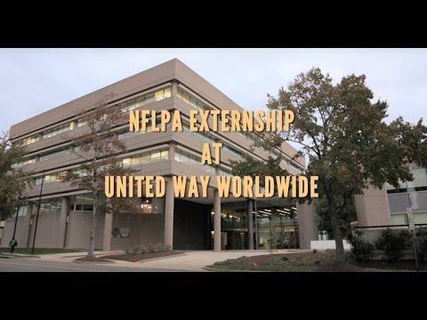 NFLPA Externship at United Way
