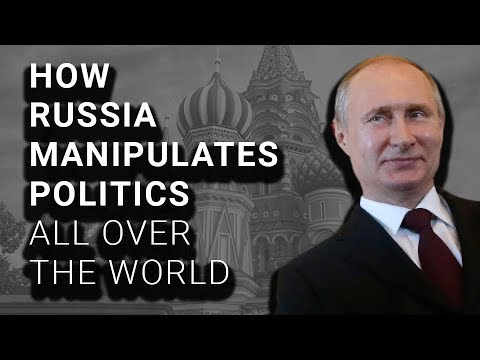 Russia Has Interfered in 19 Countries' Elections Over 2 Decades