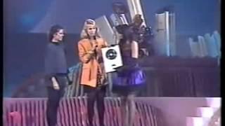 Everlasting Love, Award & Secret Land (Diamonds Award Festival, Belgium 01/12/1988)