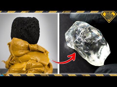 Turning Coal into Diamonds, using Peanut Butter - UC1zZE_kJ8rQHgLTVfobLi_g