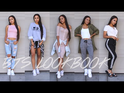 BACK TO SCHOOL OUTFIT IDEAS LOOKBOOK! | Maria Bethany - UCzj41PvS6wpzs4JkXTY0ikA