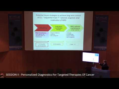 Michael Hallek: Precision Medicine: the example of chronic lymphocytic leukemia