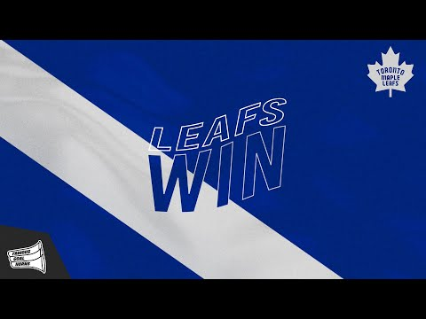 Toronto Maple Leafs 2021 Win Horn
