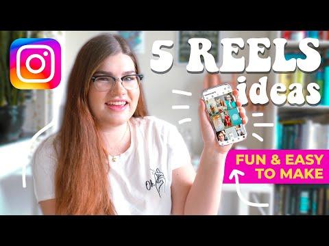 5 Instagram Reels Ideas You Can Create this Week 📱