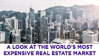 Find out why Hong Kong is the worlds's most expensive city