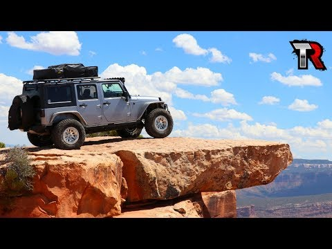 Top of the World - Utah to Colorado Off-road Adventure