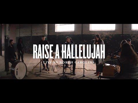 Raise A Hallelujah - Jonathan and Melissa Helser  Acoustic