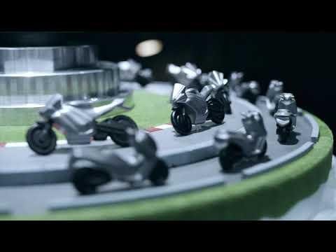 YAMALUBE:「液体パーツ」― エンジン開発が設計するもうひとつの純正コンポーネント ゾートロープ編(MotoGPバージョン)