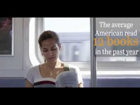 How many books do Americans read?
