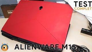 vidéo test Alienware 15 par Technoïd