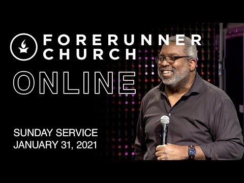 Sunday Service  IHOPKC + Forerunner Church  January 31