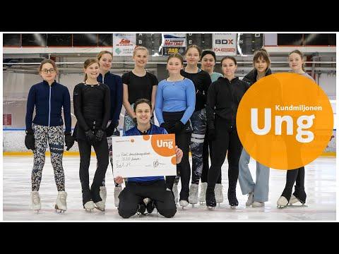 KUNDMILJONEN UNG   Piteå konståkningsklubb