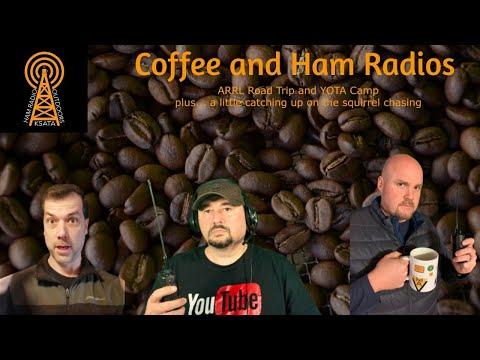 Coffee and Ham Radio: ARRL Road Trip and YOTA Camp