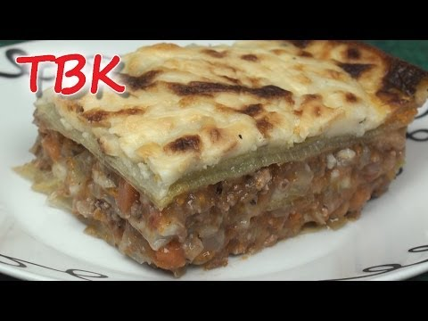 Pasta-less Gluten-Free Lasagne Recipe - Titli's Busy Kitchen