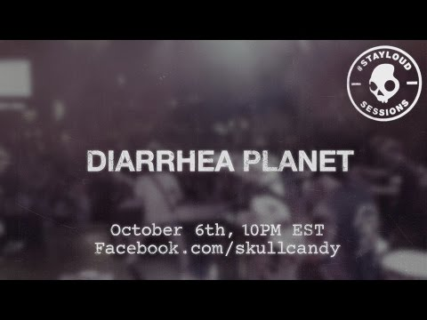 #STAYLOUD Session: Diarrhea Planet | Skullcandy