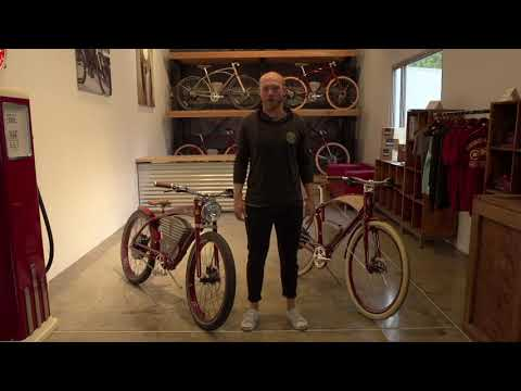 Vintage Pedal Assist Vs. Throttle Bike Comparison