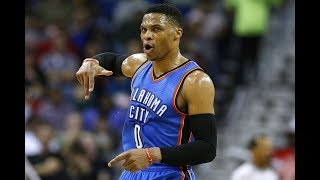 Russell Westbrook Best Plays From Historic Triple-Double Seasons