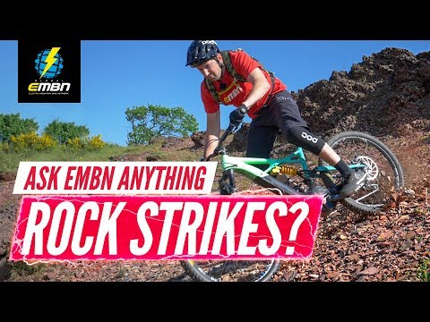 Will Rock Strikes Damage My E-Bike Motor? | Ask EMBN Anything About EMTB