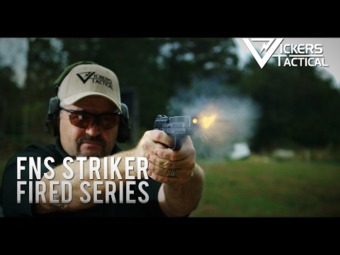 FNS STRIKER FIRED PISTOLS