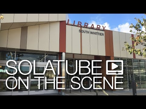 Solatube On the Scene: South Whittier Library
