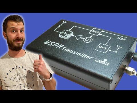 A Review of the WSPR Desktop Transmitter from Zacktek