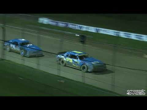 Pure Stocks Feature Event|All Tech Raceway-9/12/20 - dirt track racing video image