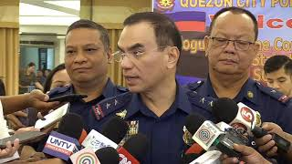 No terror threat on Sona day, says NCRPO chief