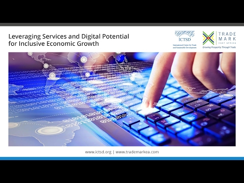 Leveraging Services and Digital Potential for Inclusive Economic Growth - Day 2 Session 2