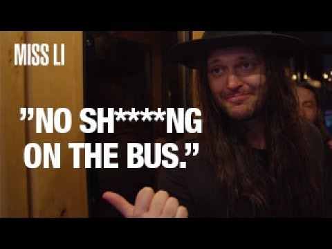 """No sh***ing on the bus!"" - Miss Li Tour Diary, Episode 4"