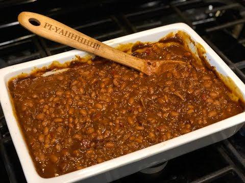 Baked Bean Casserole by The Cajun Ninja - UCjGhjTxzM8EmQdQiiex9SCQ