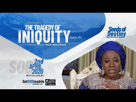 Dr Becky Paul-Enenche - SEEDS OF DESTINY  THURSDAY APRIL 2, 2020