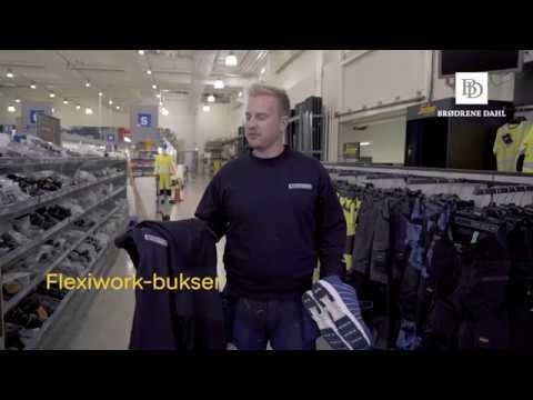 Slik bruker Norgesmesteren arbeidsbuksene for å beskytte seg på jobb!