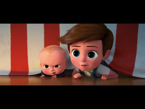 El bebé jefazo - Trailer 2 español (HD)