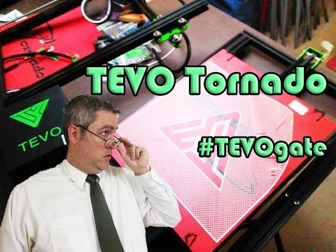 My Tevo Tornado Experience - March MadMess