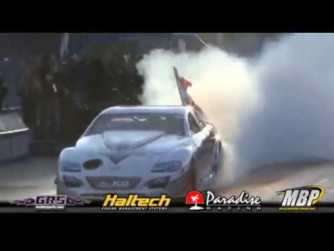 Loquito Killer 232 MPH World Record Rotary Vs Mech Tech Lab World Cup Finals @ MIR Maryland