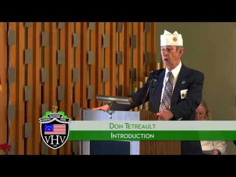 Four Chaplains Ceremony - 2/18/17