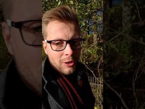 David Lindström, Affärschef Bredband, söker en produktspecialist till Umeå Energi