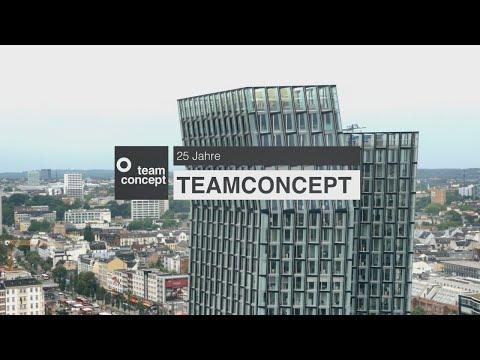 25 Jahre teamconcept (engl. subtitles)