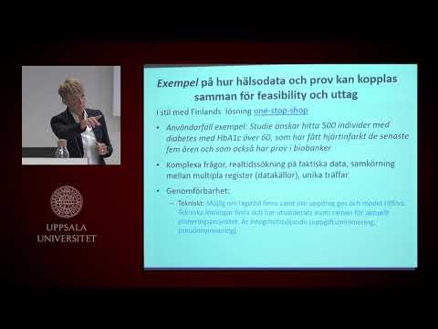 Varför används inte biobanksprov oftare för att förbättra folkhälsan?