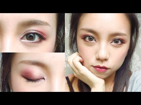 Sexy eye makeup tutorial