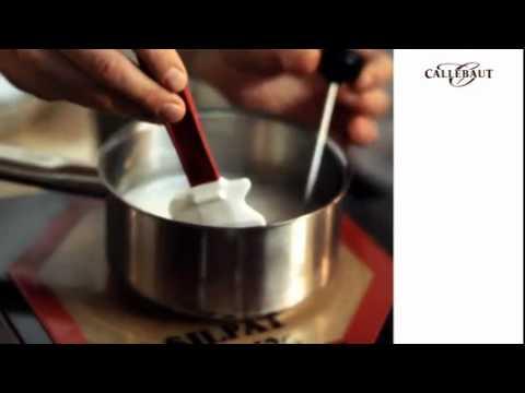 Callebaut   Real chocolate glazing