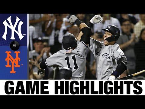 Yankees vs. Mets Game Highlights (9/11/21) | MLB Highlights
