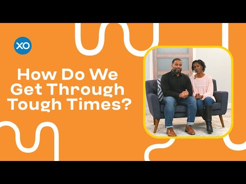 How Do We Get Through Tough Times?  Sean and Lanette Reed