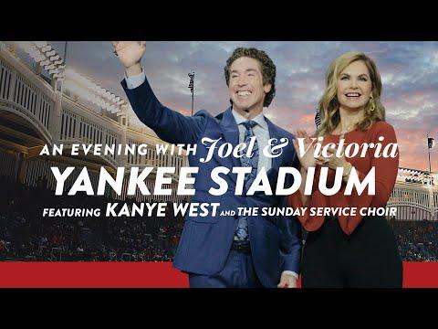 An Evening With Joel & Victoria Osteen at Yankee Stadium