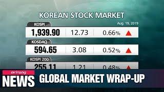 [In-depth] Global market wrap-up _ 081919